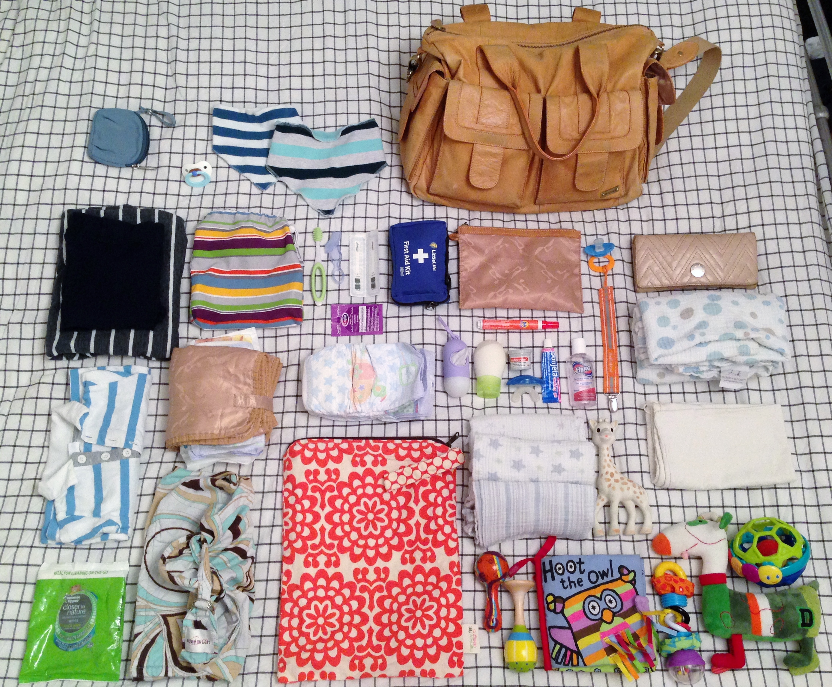 carry on diaper bag for a 7 month old packing for three. Black Bedroom Furniture Sets. Home Design Ideas